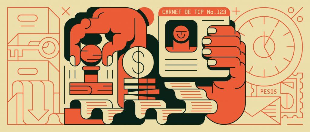 Ilustración: ¿Cómo cambia la actualización de los actores económicos el tcp?